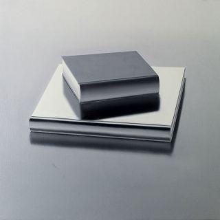 Buecher 10, 2012, 80 x 92 cm