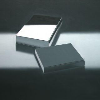 Buecher 12, 2012, 80 x 92 cm
