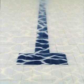 Schwimmbad 4, 2003, 130 x 115 cm