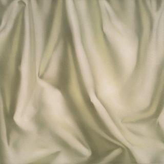 Seide weiss 2, 1998, 80 x 92 cm