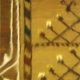 Teppich braun 3, 1997, 45 x 38 cm